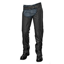 Unisex Saint Rock Leather  Chaps