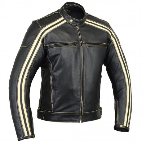 Bikers Gear Retro Black Cafe Racer