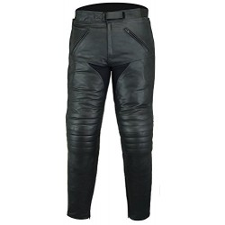 Bikers Gear Mens CE 1621-1 Armour Tour Leather Motorcycle Jeans