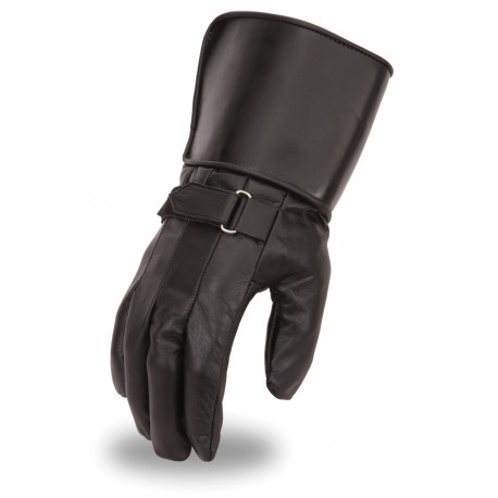 Men's mid-weight light lined glove in premium cowhide