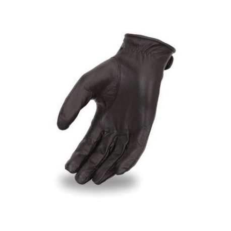 Men's lightweight unlined classic driving glove, cowhide