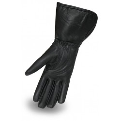 Womens mid-weather high performance glove in premium cowhide
