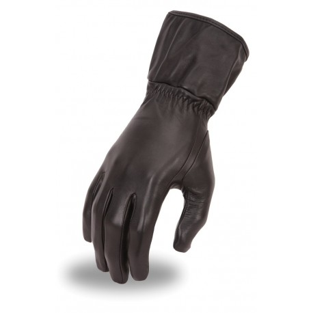 Women's cold weather high performance insulated glove in premium cowhide.