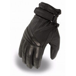 Womens waterproof driving glove with hipora insert