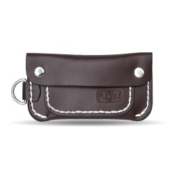 TRUCKER Leather case